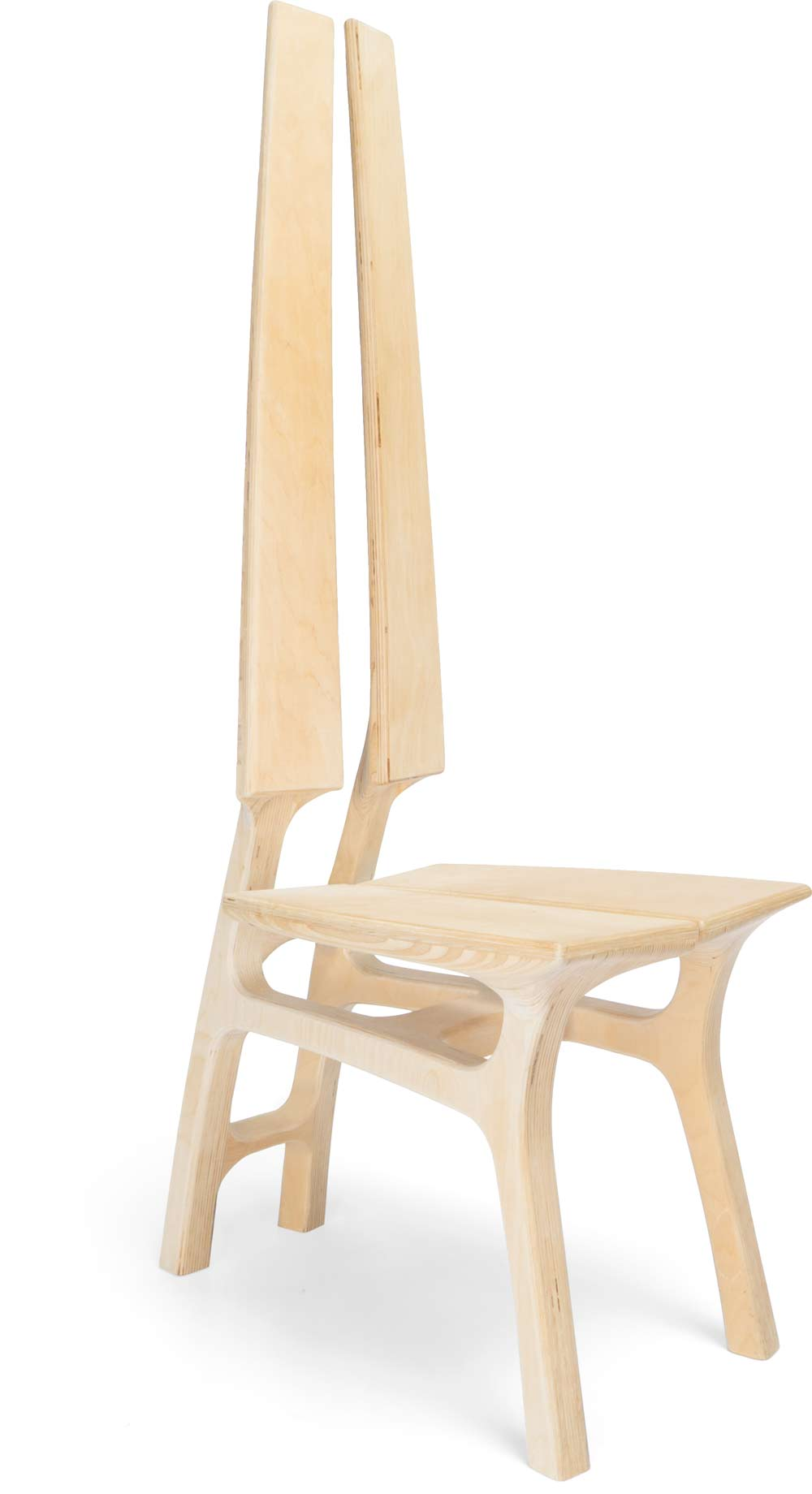 Double Split Chair